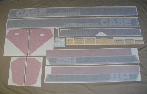 Case International 2294