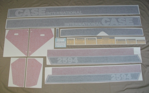 Case International 2594