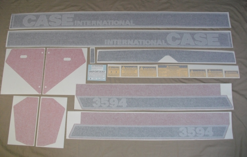 Case International 3594
