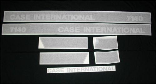 Case International 7140