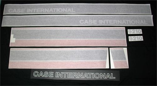 Case International 9210
