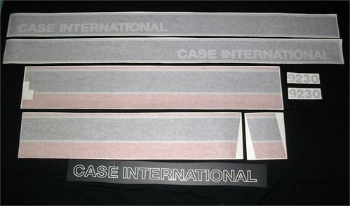 Case International 9230