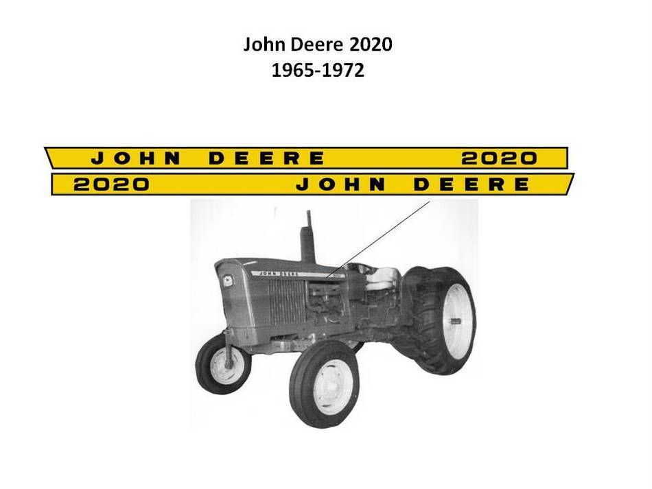 john deere 2020 the decal store oliver tractor logo font Oliver Tractor Logo Vector