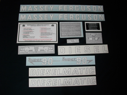Massey Ferguson Super 90 DieselMatic