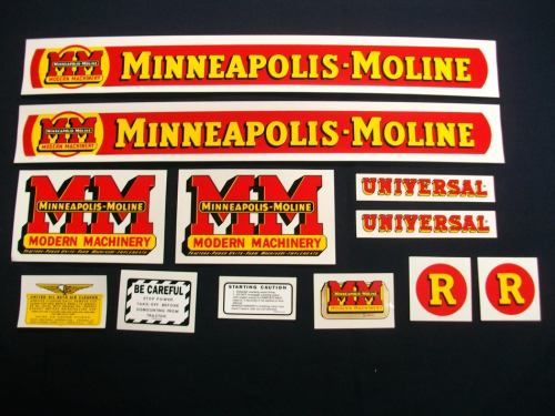 Minneapolis Moline R