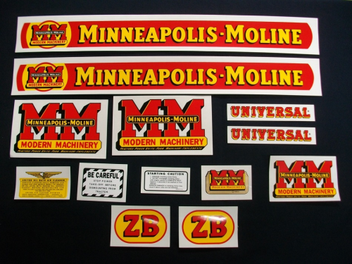 Minneapolis Moline ZB
