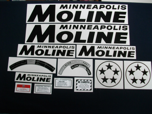 Minneapolis Moline 5 Star