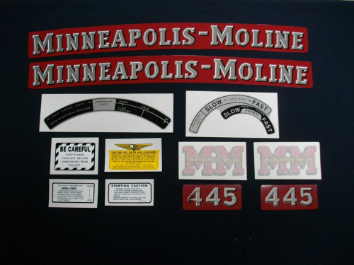 Minneapolis Moline 445