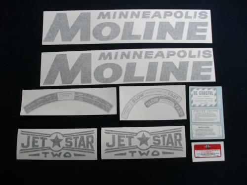 Minneapolis Moline Jetstar Two