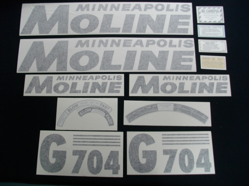 Minneapolis Moline G704