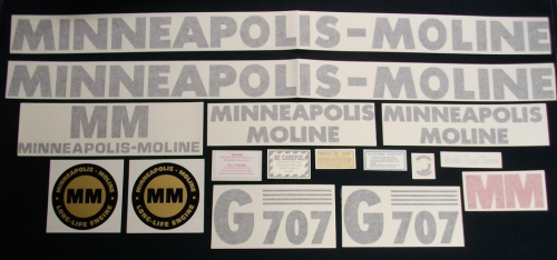 Minneapolis Moline G707