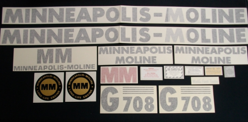 Minneapolis Moline G708