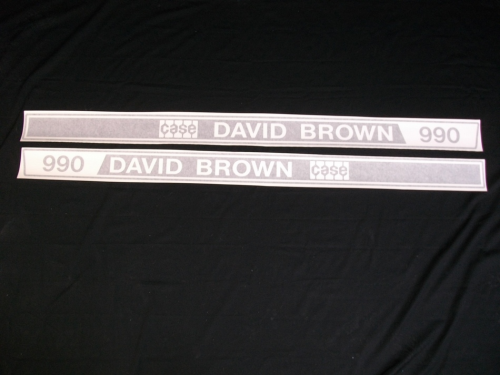 Case David Brown 990