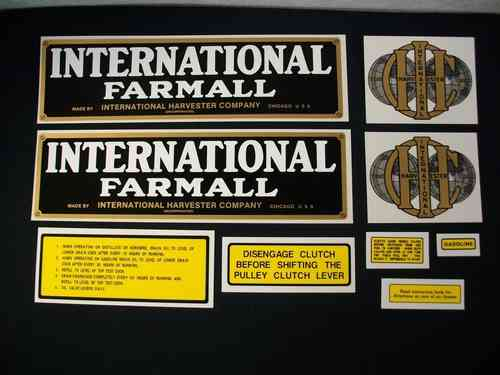 Early International Farmall