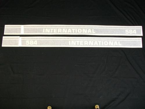 International Farmall - The Decal Store
