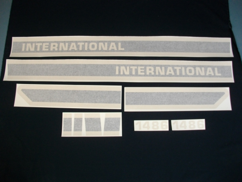 International 1486 Black Stripe