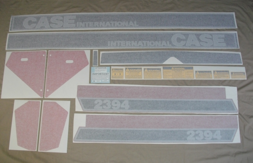 Case International 2394