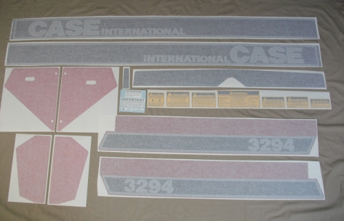 Case International 3294