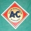 Allis Chalmers Triangle Logo