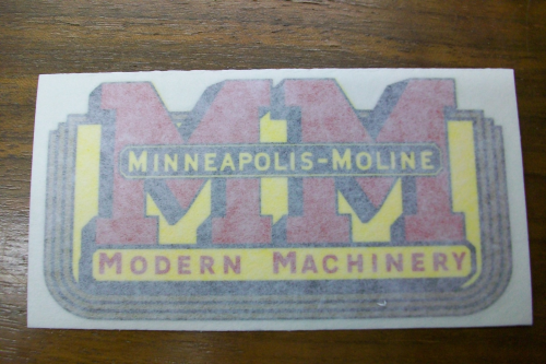 Minneapolis Moline Logo