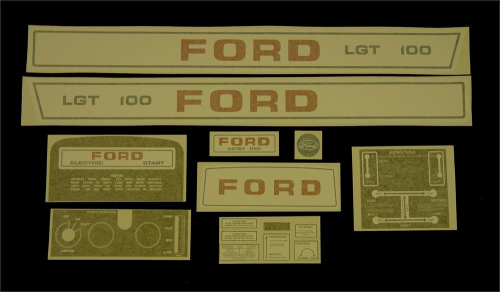 Ford LGT 100