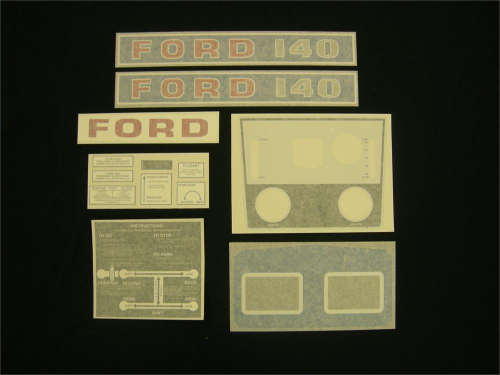 Ford 140