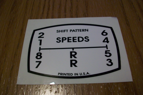 Shift Pattern