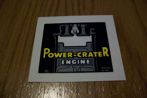 Power-Crater Engine