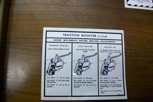 Traction Booster System