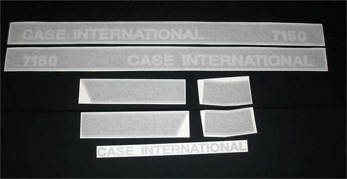 Case International 7150