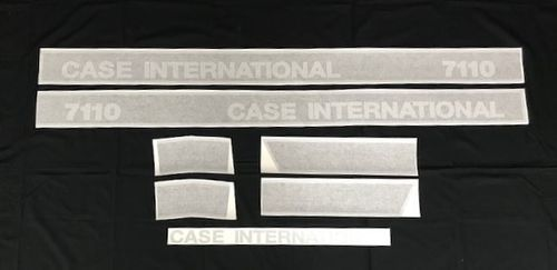 Case International 7110