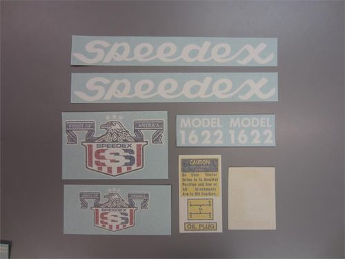Speedex Spirit of America 1622